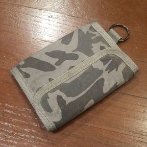 Stussy Accessories - Stussy Classic Wallet Camouflage